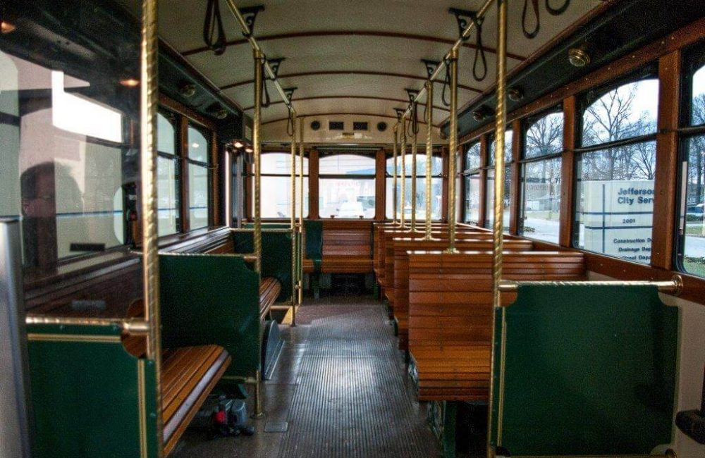 Jeffersonville Trolley
