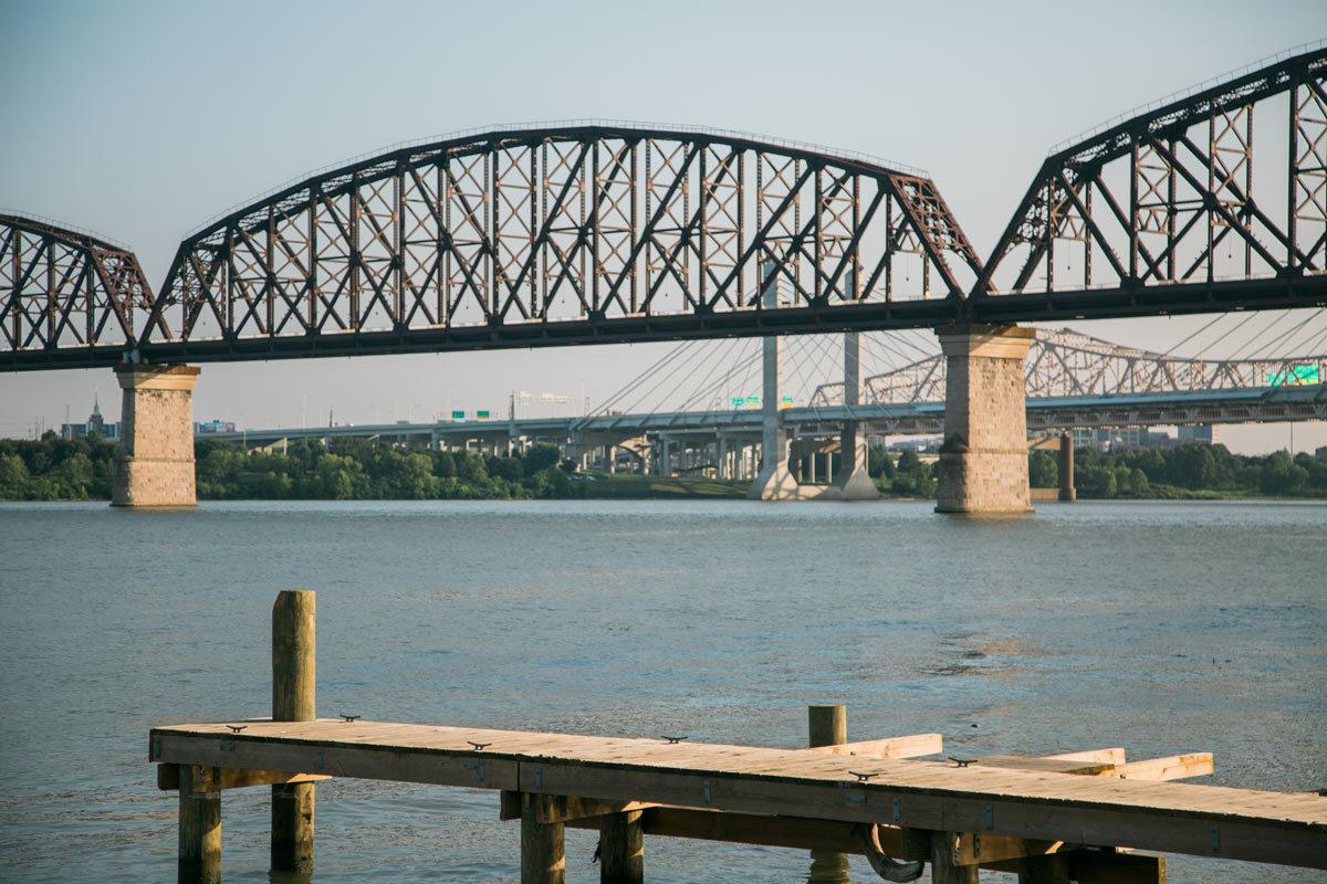 Thunder Over Louisville Boat Dock Bids