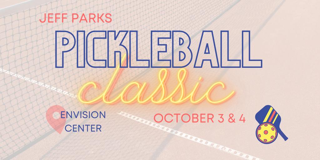 Jeff Parks Pickleball Classic