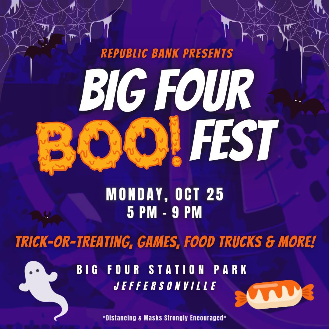 Big Four Boo Fest
